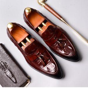 Giày tây thời trang nam cao cấp hiệu ASTON M.JAZZ -LKM 374