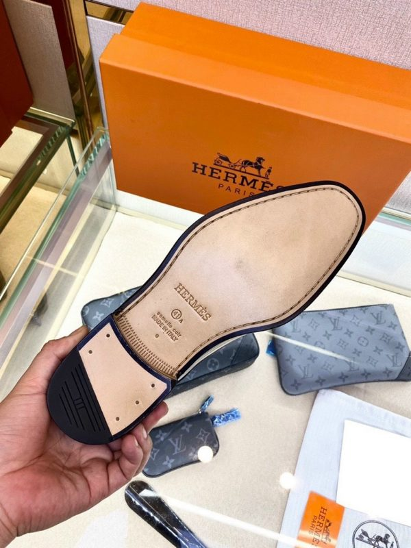 Giay-Loafer-Hermes-hang-hieu